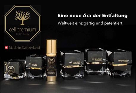 Produkte Cell Premium - Esthetic Cosmetic Medical Center AG