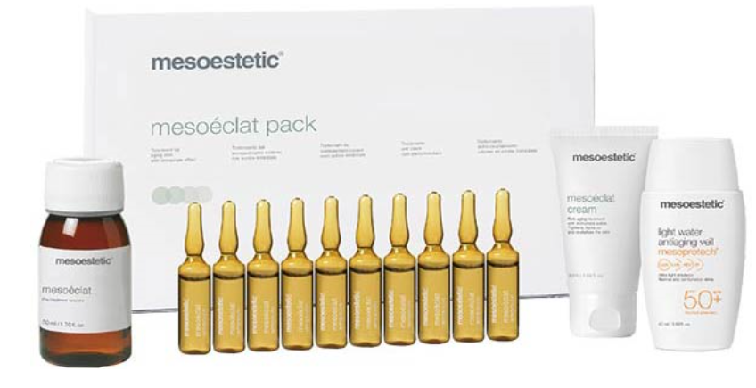 Gesichtsbehandlung Mesoéclat Treatment - Esthetic Cosmetic Medical Center AG